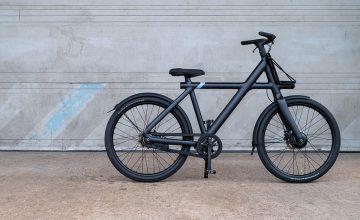 Black Matte Electric Bike