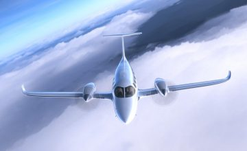 Bye Aerospace Reveal Details On New Eight-Seat Electric Plane