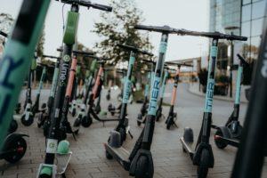 Electric Scooters Transportation