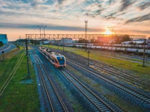 Electric Transport Train