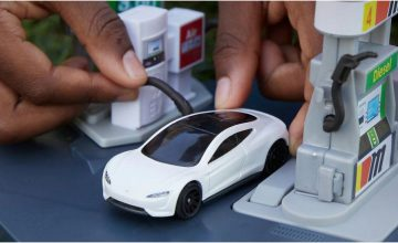Mattel's Matchbox Powers Into The Eco-Friendly Toy Space
