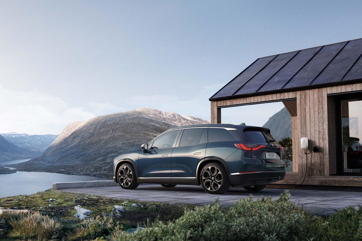 NIO Finally Enters European EV Market With Norway Launch