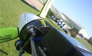 Norfolk Airfield To Test Revolutionary Aid Distribution Plane