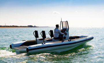 Introducing The Pulse 63 From RS Electric Boats