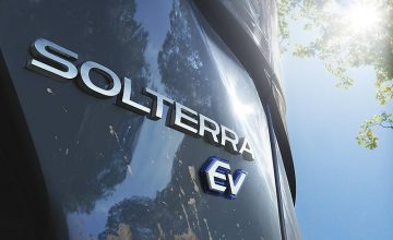 The Subaru Solterra (Their First EV) Announced