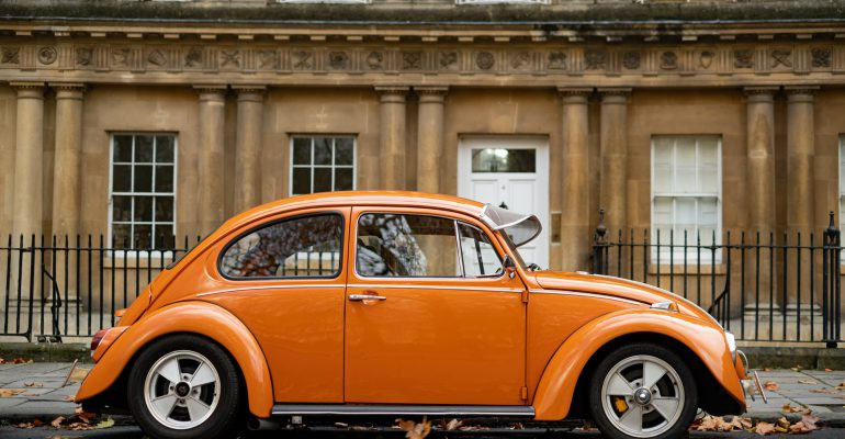 The Best Classic Cars Converted To Electric For Sale In The UK