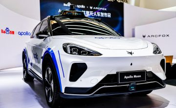 Baidu Will Deploy 1,000 Robotaxis Over The Next 3 Years In China