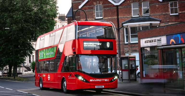 BYD Confirms Largest Order Of UK Buses To Date