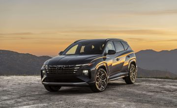 UK Price Of The New Hyundai Tucson N-Line PHEV Revealed