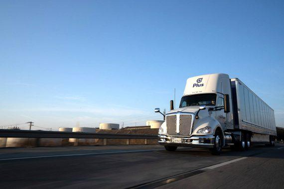 Amazon Looking At AV Tech Via Robot Truck Startup