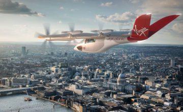Virgin Atlantic Looking At Electric Vertical Aircraft To Simplify Regional Travel