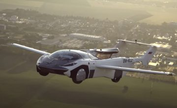 Is It A Car? Is It A Plane? No, It's The AirCar
