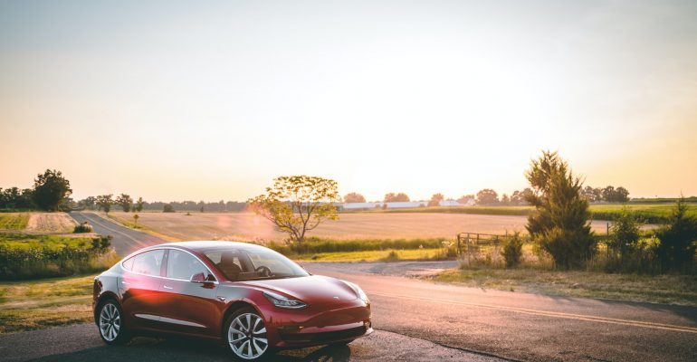Tesla Model 3 Now The Most Popular All-Electric Car In The UK