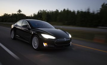 Tesla Confirms Reduced Energy Capacity Of New Model S