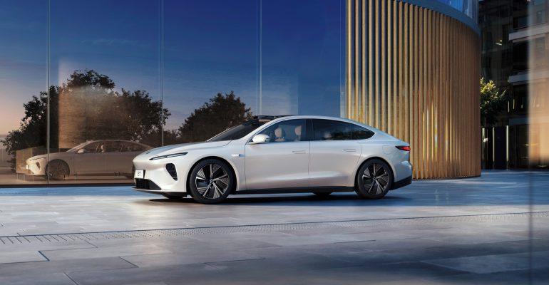 NIO Wins 2021 Red Dot Award For All-Electric Sedan