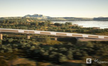 Hyperloop And The Best Electric Train Technologies