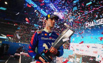 Formula E: Alex Lynn Wins On Home Soil In London