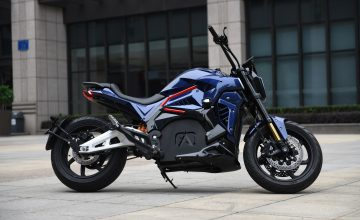 The Alrendo TS Bravo Is A Cost Effective Electric Motorbike