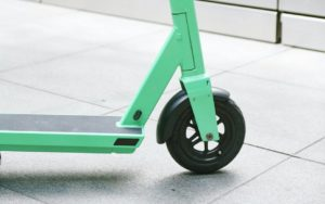 Electric Scooter Wheel
