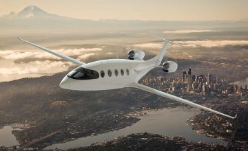 Eviation Shows Off Production Version Of Its Alice Aircraft