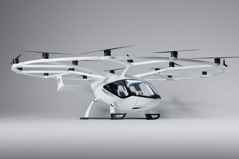 Production of Volocopter's eVTOL Aircraft Secured With New Acquisition