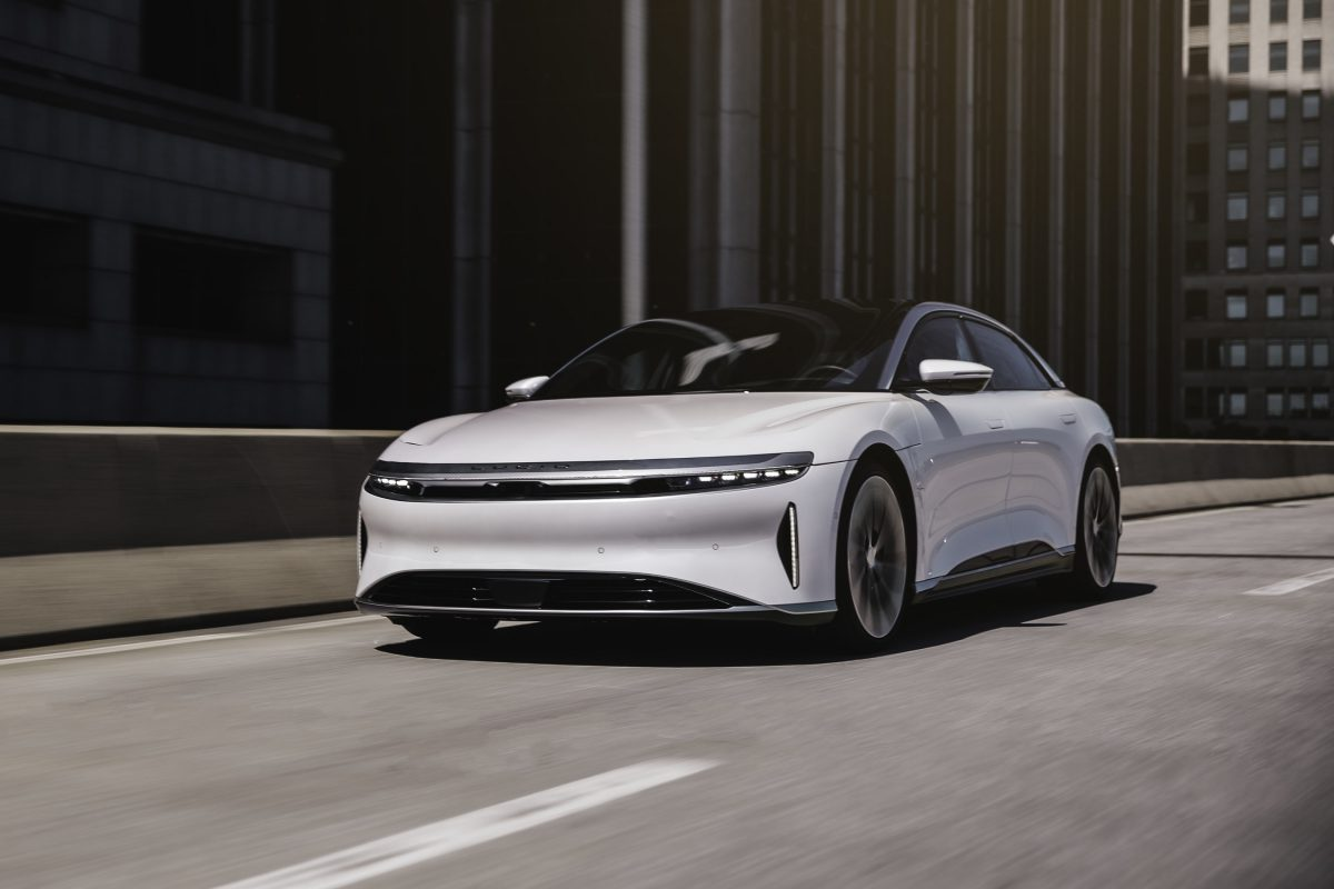 Lucid Motors Has Officially Gone Public, Now Trading On Nasdaq