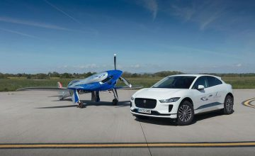 World's Fastest All-Electric Plane? Rolls-Royce And Jaguar Land Rover Will Try