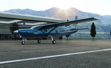Surf Air Mobility And Textron Aviation To Electrify The Cessna Grand Caravan