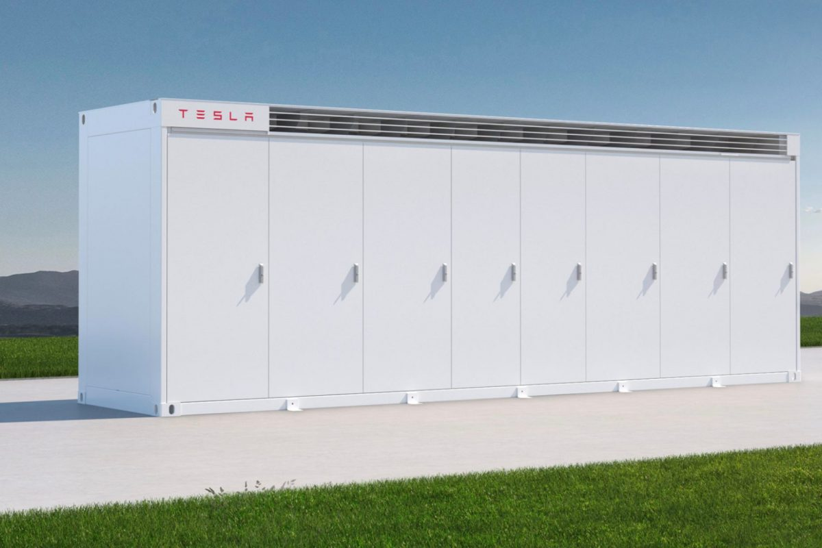 Six Figures: Tesla Reveals Price Of Its Megapack