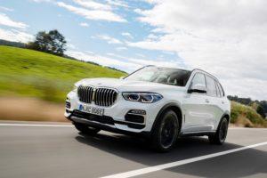 BMW X5 Electric 4x4 SUV