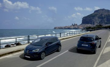 Limited Edition Riviera Added To Renault Zoe Range