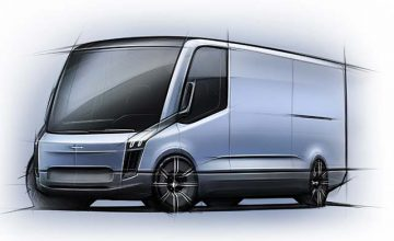 WEVC Building Commercial EVs In The UK From 2023