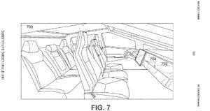 Cybertruck Dashboard Patent