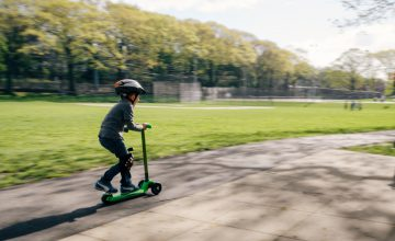 Motorised Fun: Finding The Best Kids Electric Scooter