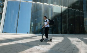 Always On Time: The Best Electric Scooter For Commuting