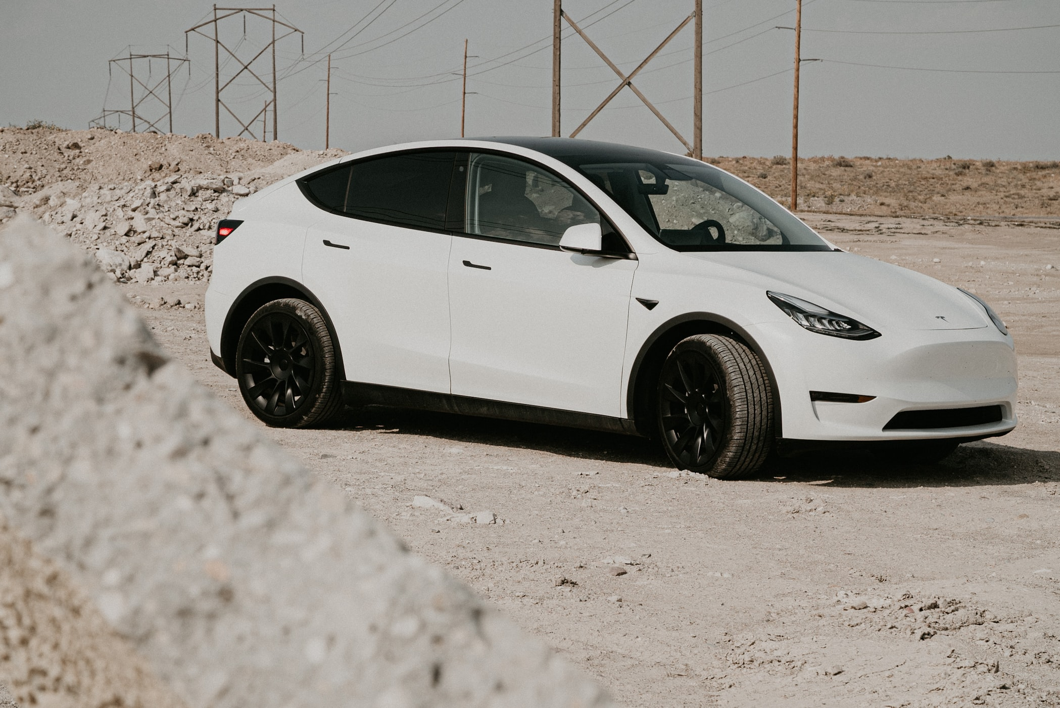 Tesla Model Y In The Wild