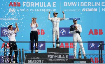 Formula E Season Finale: De Vries Wins Title In Berlin