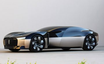 It's Back To The Future With This Lincoln Anniversary Concept