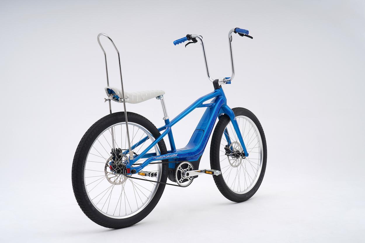 Serial 1 MOSH/CHOPPER Bike