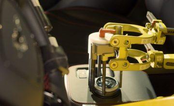 Robot Test Drivers? Meet Ford's Mechanical New Helpers