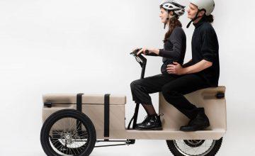 Meet The 3D Printed Electric Trike From EOOS