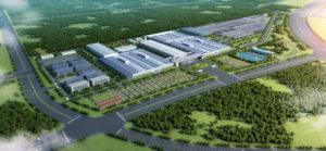 Lotus Manufacturing Plant