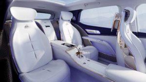 Mercedes-Maybach EQS Interior