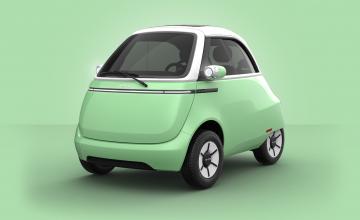 Meet The Microlino 2.0, The World's Cutest Car