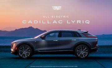 Cadillac Lyriq Deluxe Edition