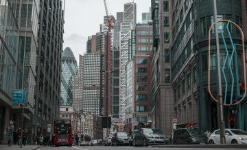 Liverpool Street Road London