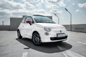 Fiat 500 Mild Hybrid Edition