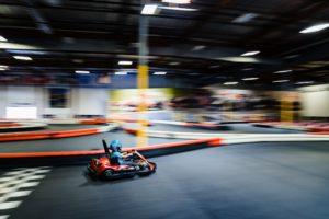 Indoor Go Karting