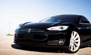 Tesla Patents Unique Laser Windshield Wiper Concept