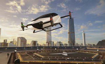 HT Aero Flying Car
